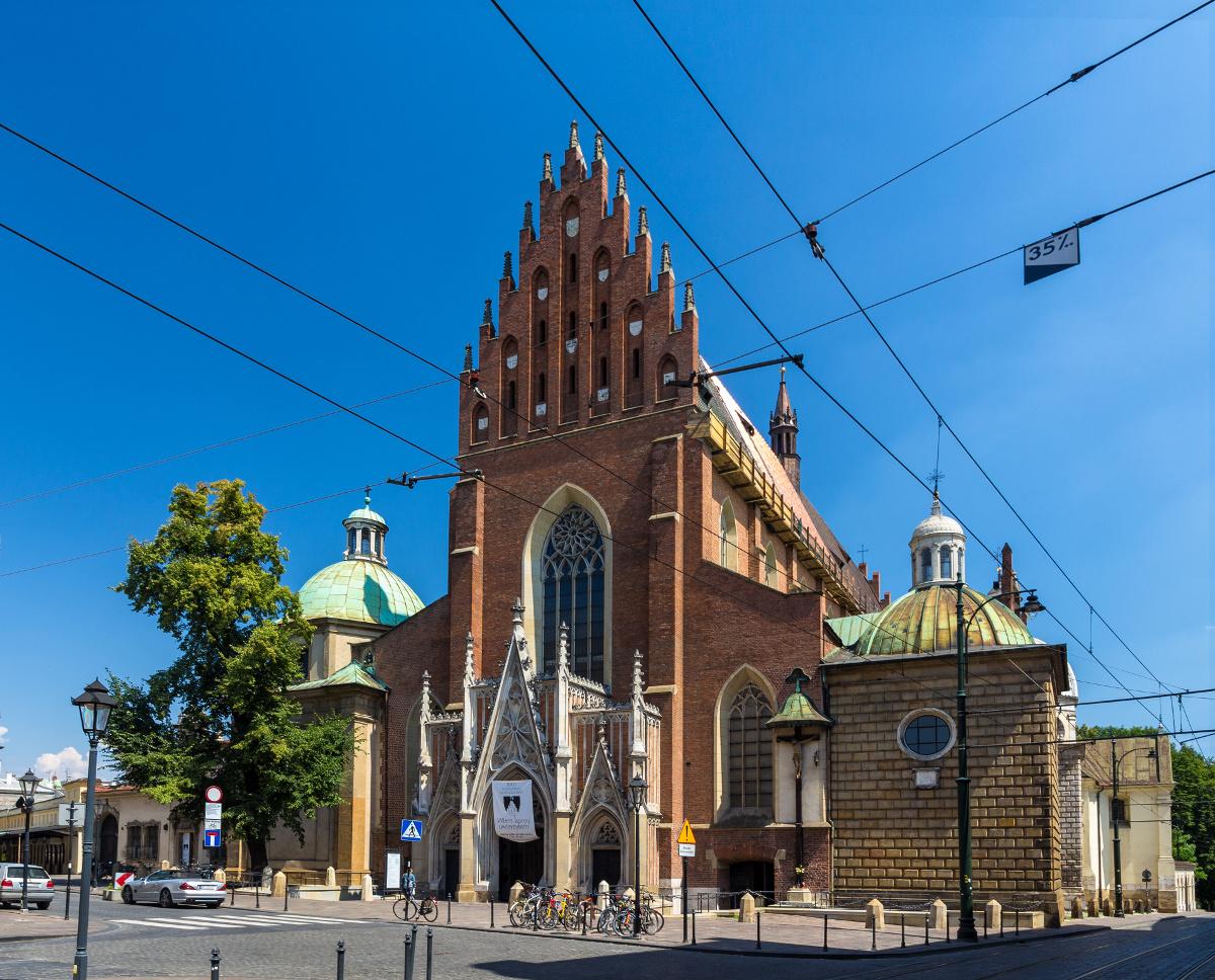Костёл Святой Троицы в Кракове